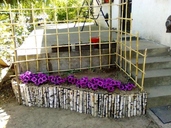 Virágos sarok